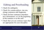 editing and proofreading1