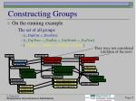 constructing groups2