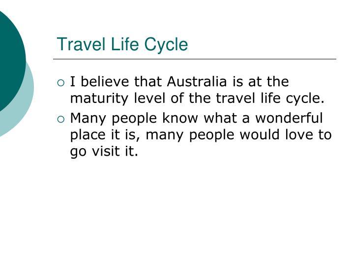 Travel Life Cycle