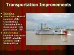transportation improvements3