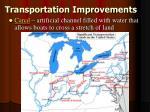 transportation improvements5