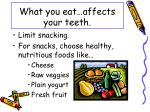 what you eat affects your teeth2