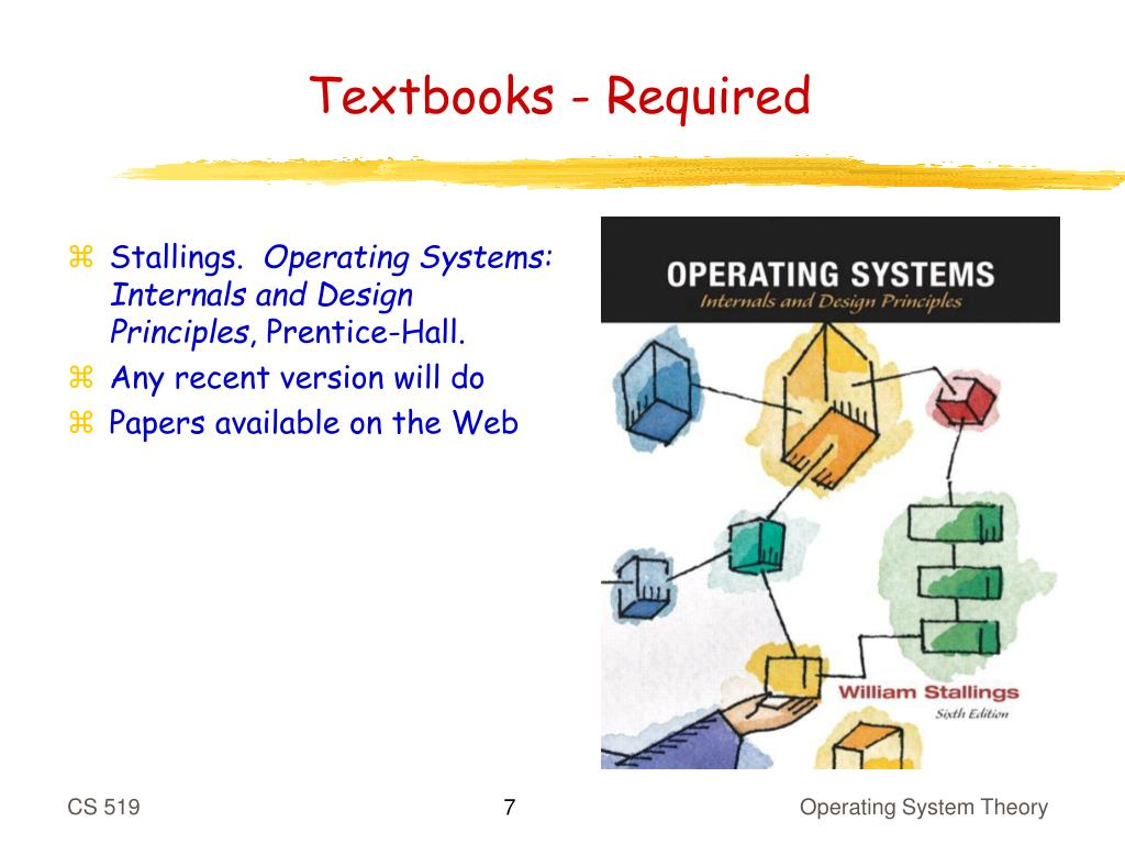 Ppt Cs 519 Operating System Theory Powerpoint Presentation Free Download Id 5460163