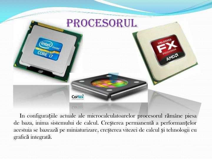 Procesorul