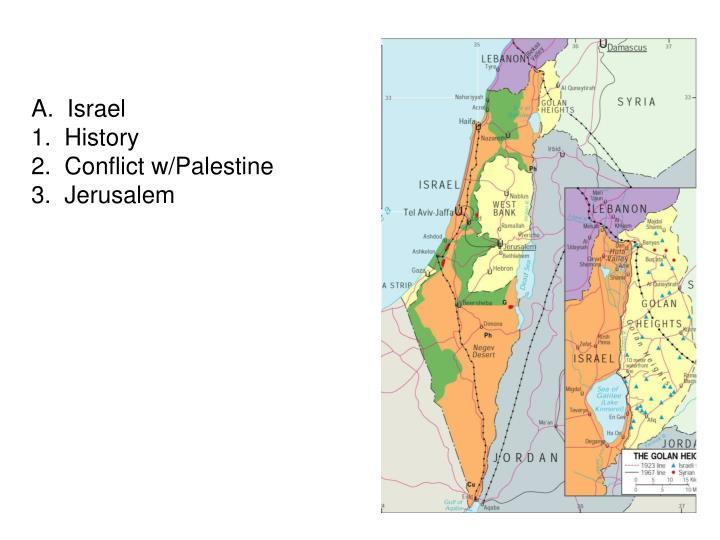 A.  Israel