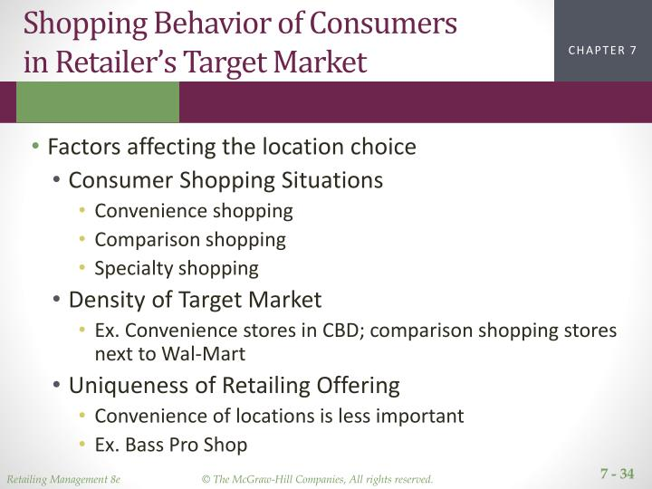 factors affecting retailing ppt Ethical issues that can affect retail industry marketing essay print real world examples of retailers who practice ethical retailing are also given in this.