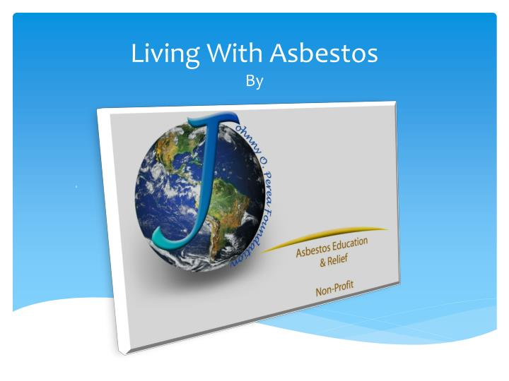 living with asbestos by n.