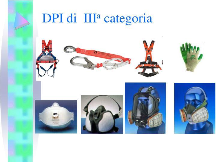 DPI di  III