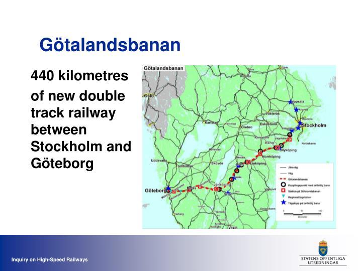 Götalandsbanan