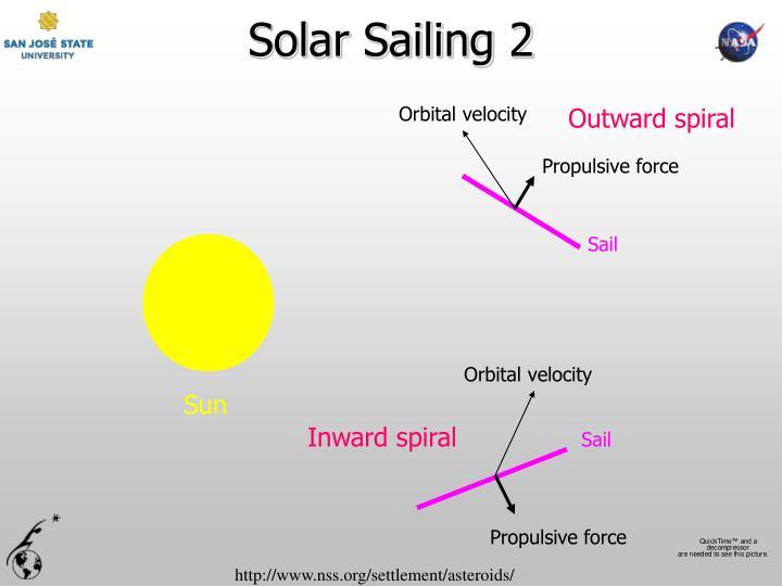 Solar Sailing 2