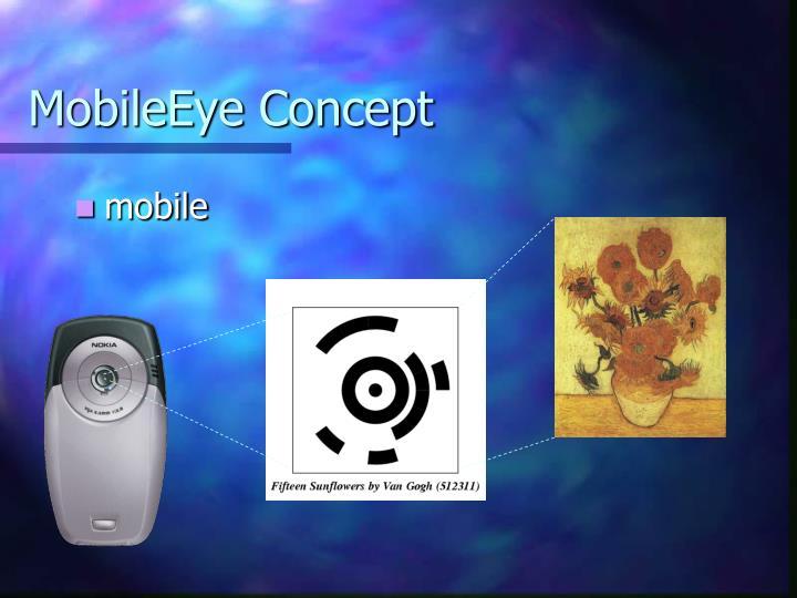MobileEye Concept