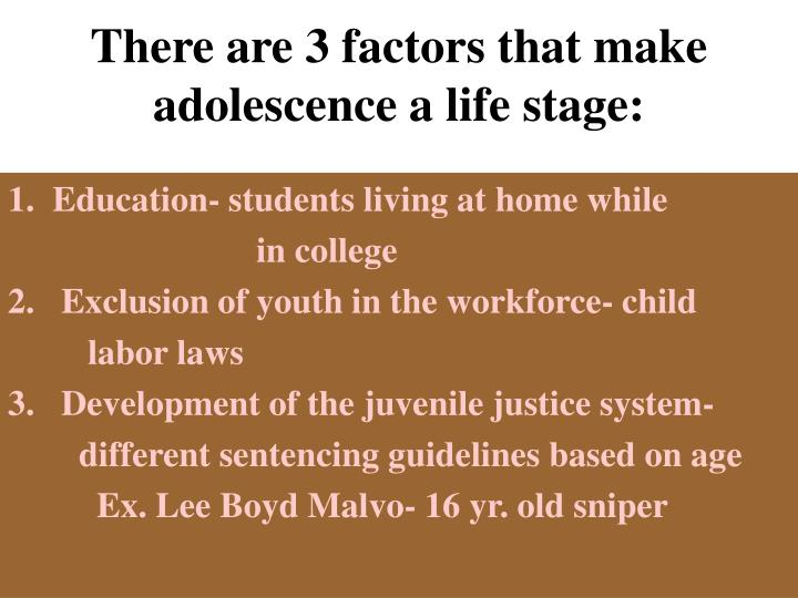 adolescence is a critical juncture Increasing focus on adolescent/adult vaccines: to stop the cycle of transmission - will prevent the spread of tb to children as well  a critical juncture 12.