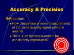 accuracy precision1