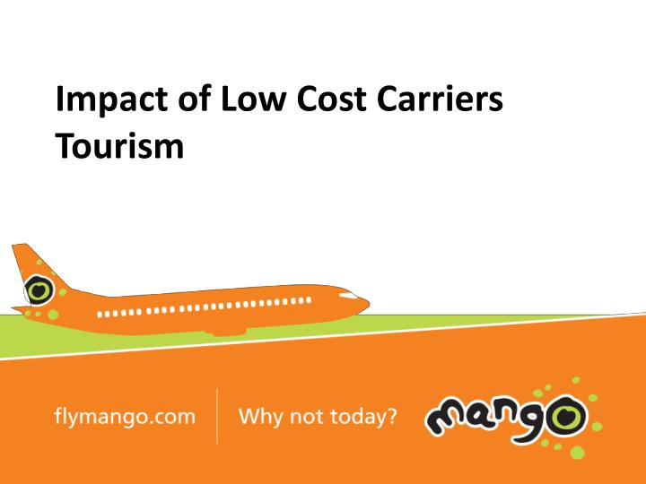 low cost carrier impact