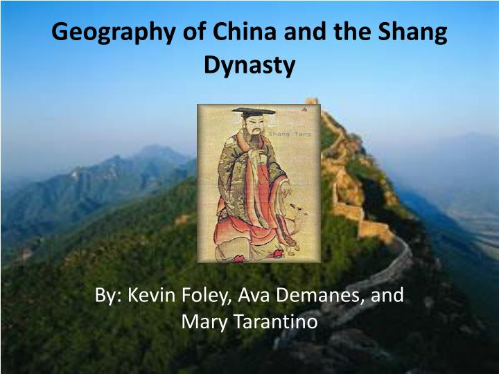 an analysis of the military technologies of the shang dynasty and the economic status in china China - the shang dynasty: the shang dynasty—the first chinese dynasty to leave historical records—is thought to have ruled from about 1600 to 1046 bce (some scholars date the shang from the mid-18th to the late 12th century bce.