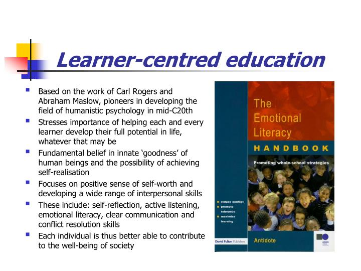 Learner-centred education
