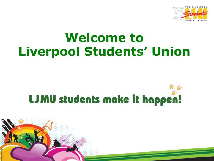 Welcome to liverpool students union
