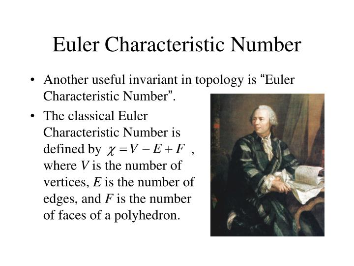 Euler Characteristic Number