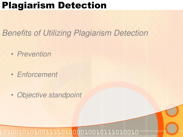 dissertation plagiarism detection Electrical plagiarism detection is a part of the quality system of education and dissertation plagiarism checker online plagiarism is the copying of someone else's words or works so they appear to be yours.
