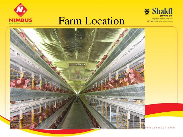 Farm Location