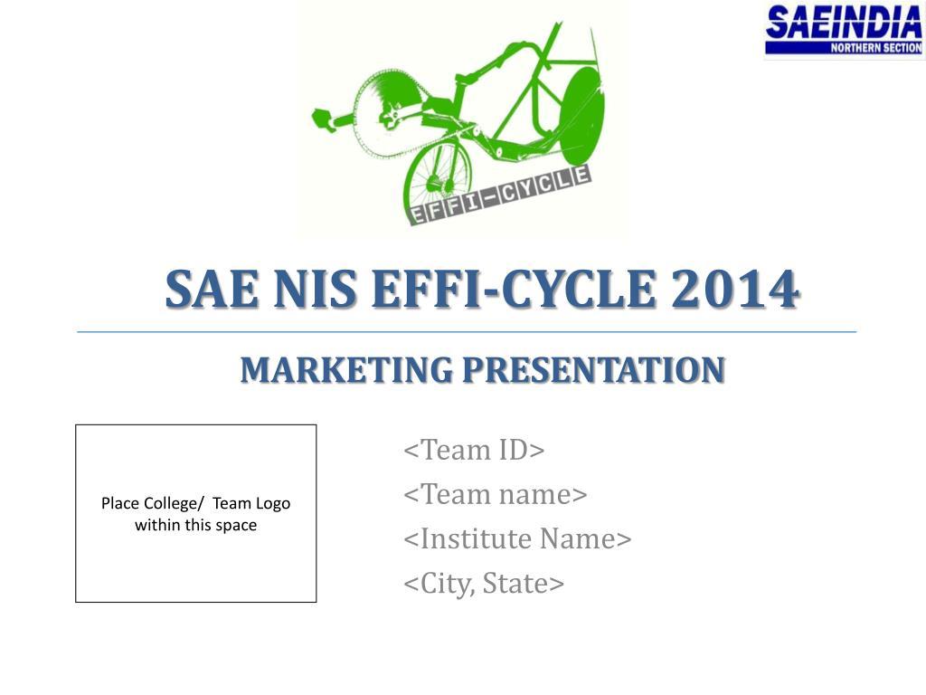 ppt sae nis effi cycle 2014 marketing presentation powerpoint