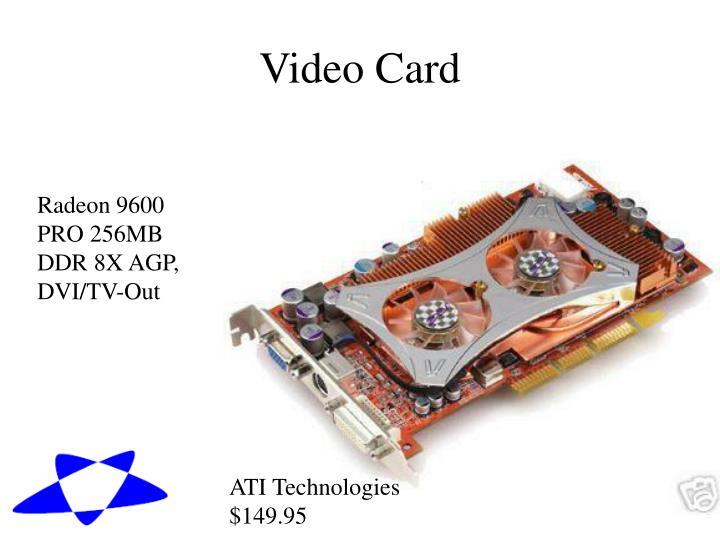 Video Card