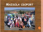 mazsola csoport1