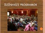 sz nh zi programok