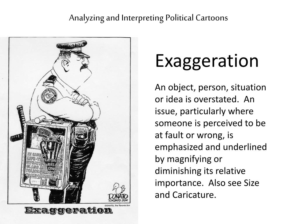 PPT - Analyzing and Interpreting Political Cartoons ...