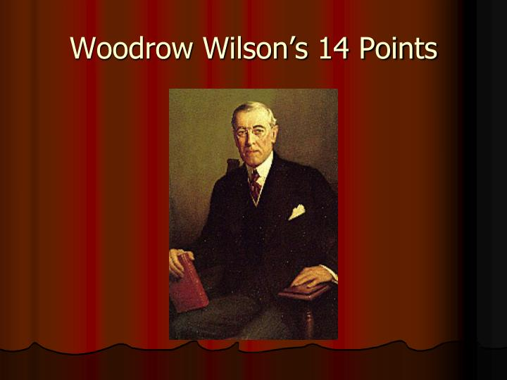 woodrow wilson essay Woodrow wilson left the white house broken physically but serenely confident that his vision of america playing a central role in a league of nations would be realized eventually while it can be argued that his stubbornness or his physical collapse prevented his realizing the dream that was within.