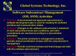 software subcontract management sm ssm activities1