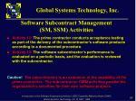 software subcontract management sm ssm activities3