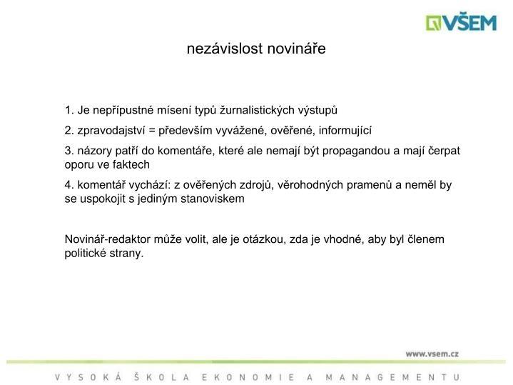 PPT - PR a žurnalistika PowerPoint Presentation - ID 5467396 e541642e387