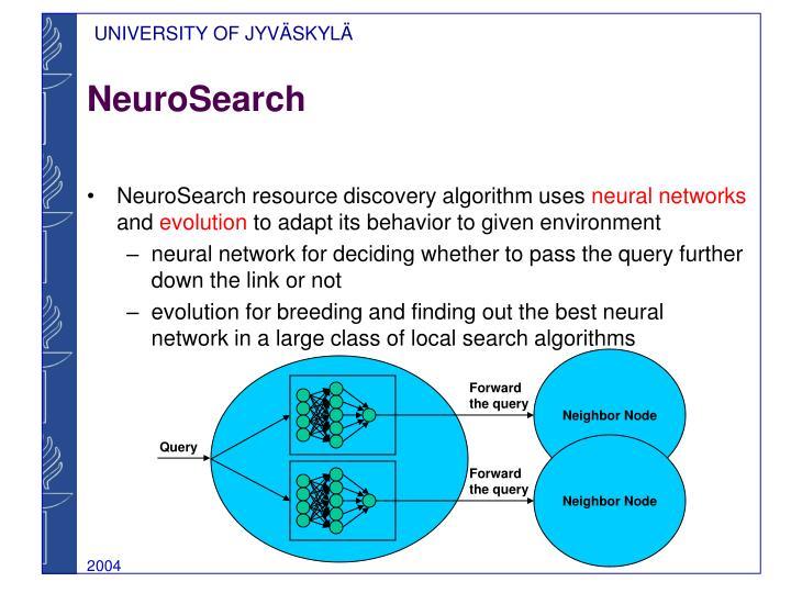 NeuroSearch