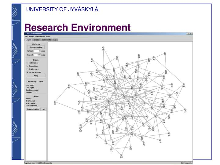 Research Environment