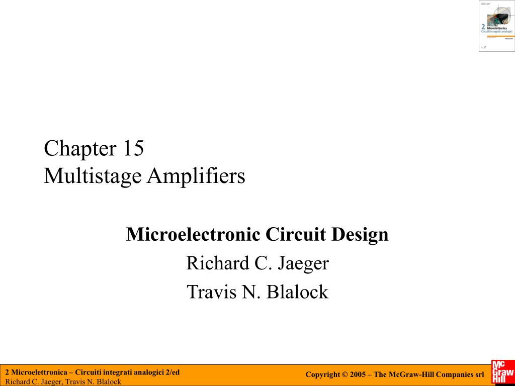 Ppt Chapter 15 Multistage Amplifiers Powerpoint Presentation Id Turn A Compensated Current Sink Into Common Emitter Ce Amplifier N