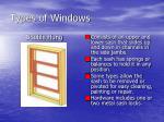 types of windows3