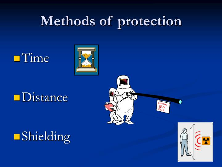 Methods of protection