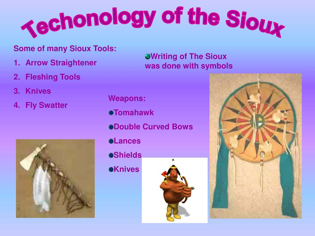 PPT - The Sioux Indians PowerPoint Presentation - ID:5468910
