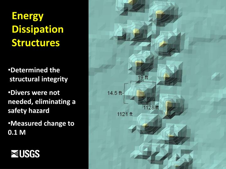 Energy Dissipation Structures