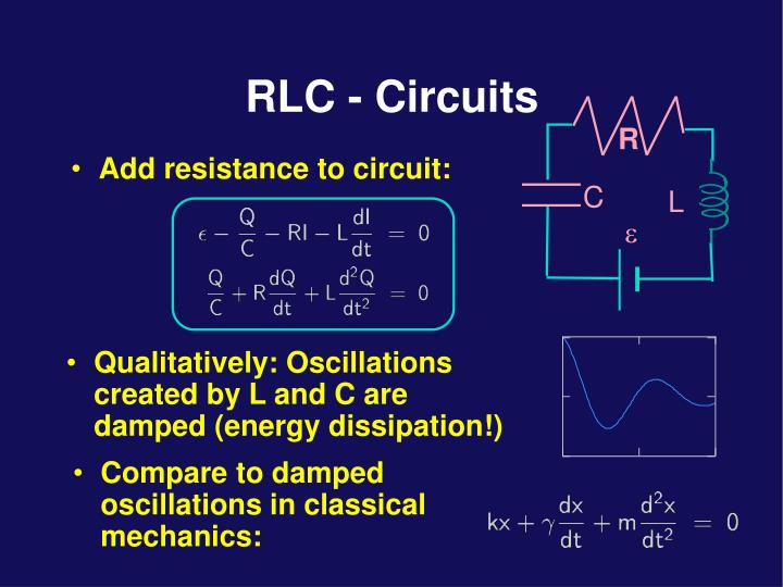 Add resistance to circuit: