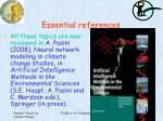 essential references3