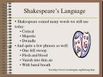 shakespeare s language3