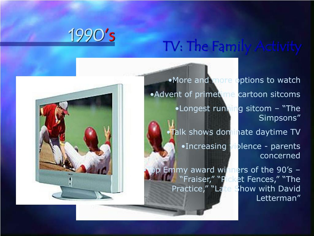 PPT - The History of Television PowerPoint Presentation - ID