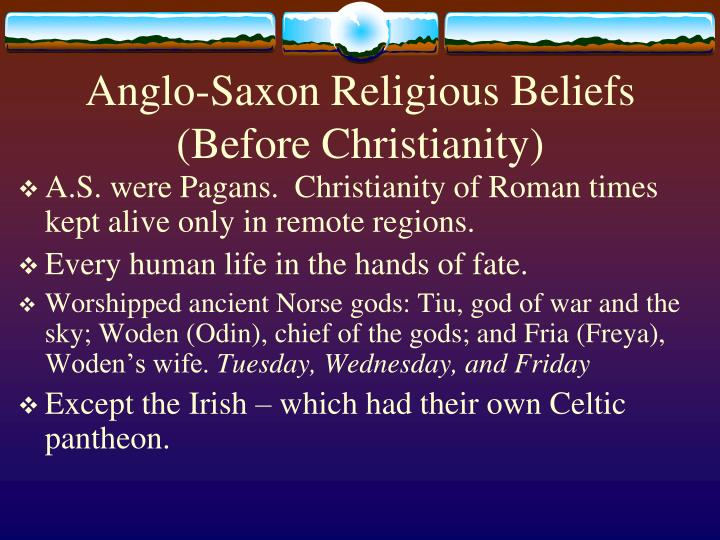christianity and pagans essay Although christians and pagans have different beliefs, they are similar in many ways in beowulf there are numerous references to pagan and christian morals the two religions shine through in beowulf in many different ways.