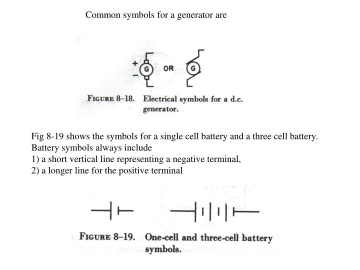 Luxury Battery Symbols Model - Schematic Circuit Diagram ...