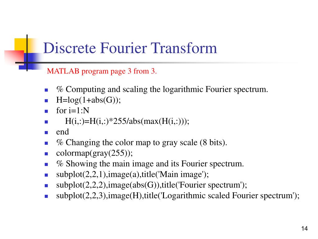 PPT - Chapter 4: Frequency Domain Processing PowerPoint Presentation