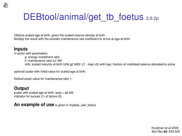 DEBtool/animal/get_tb_foetus