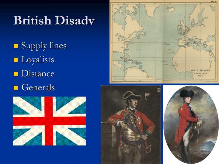 British Disadv