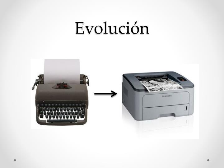 Evoluci n